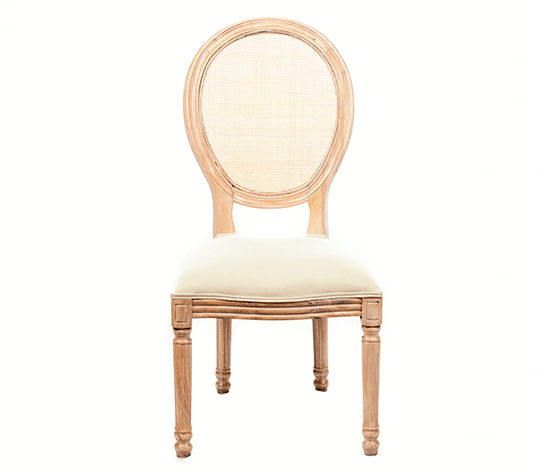 Louis Rattan Chairs