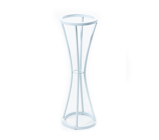 Modern Circular Metal Stand 2ft