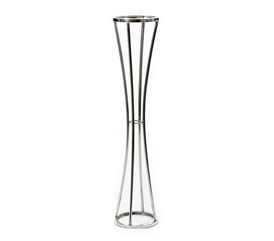 Modern Circular Metal Stand 3ft
