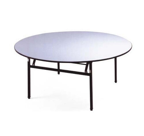 60in Banquet Round folding Table